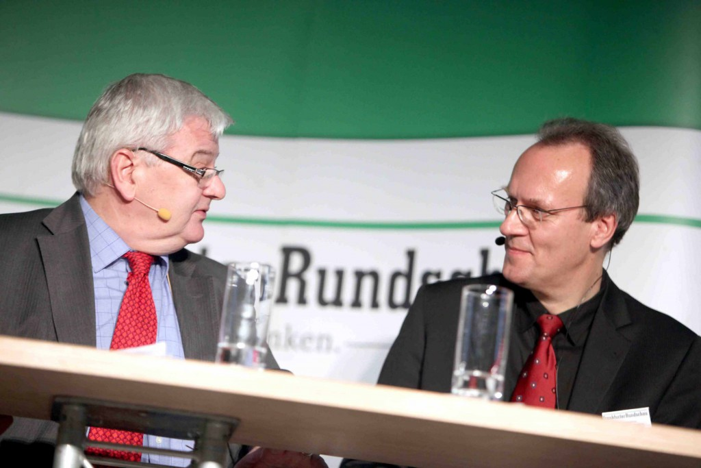 Jürgen Schultheis, Joschka Fischer, Siemens, Frankfurter Rundschau