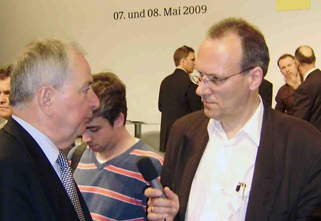 Klaus Töpfer, Jürgen Schultheis