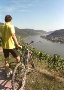 MTB-Tour für die FR von Jürgen Schultheis Rhein Lorsch