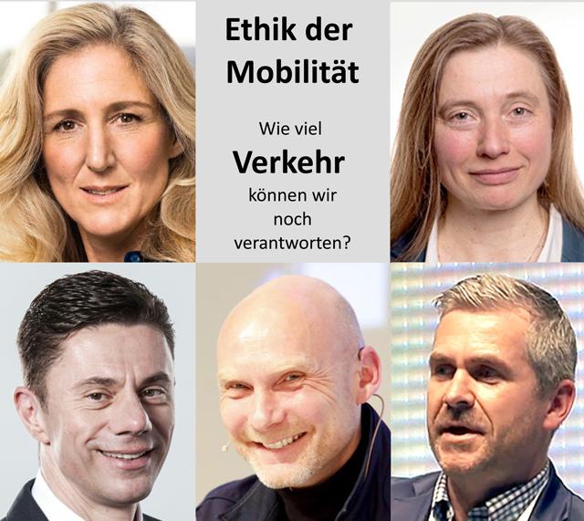 Verkehr, Mobilität, Ethik, Jürgen Schultheis