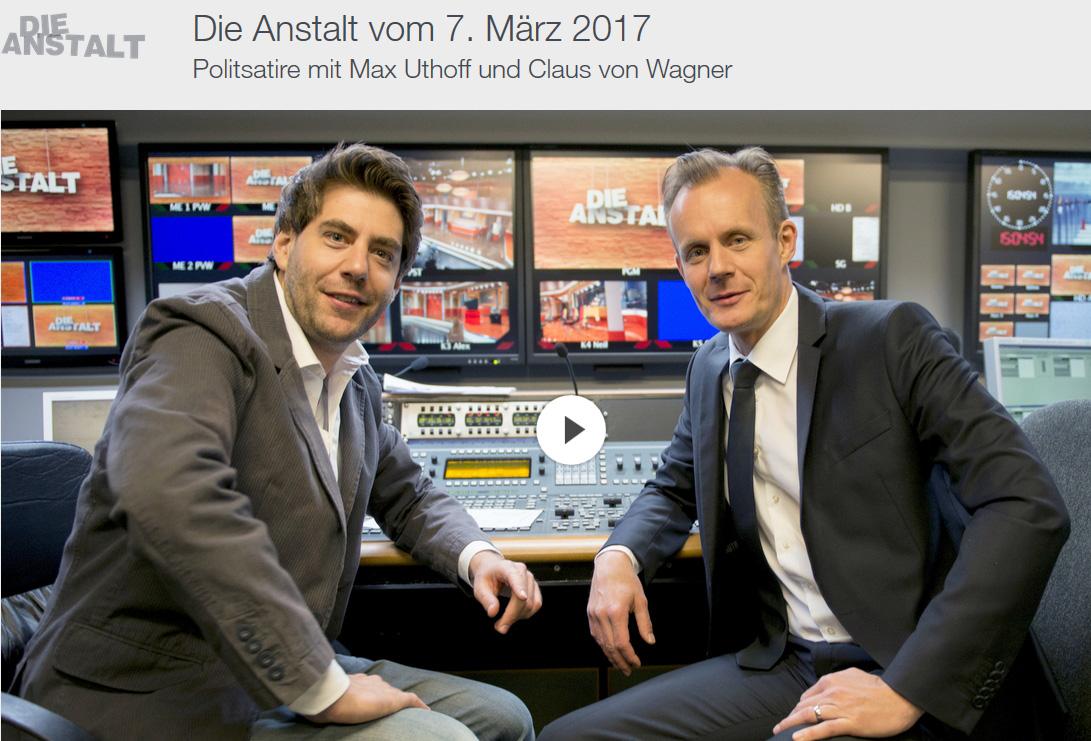 Max Uthoff Klaus von Wagner Verkehrspolitik jschultheis.de