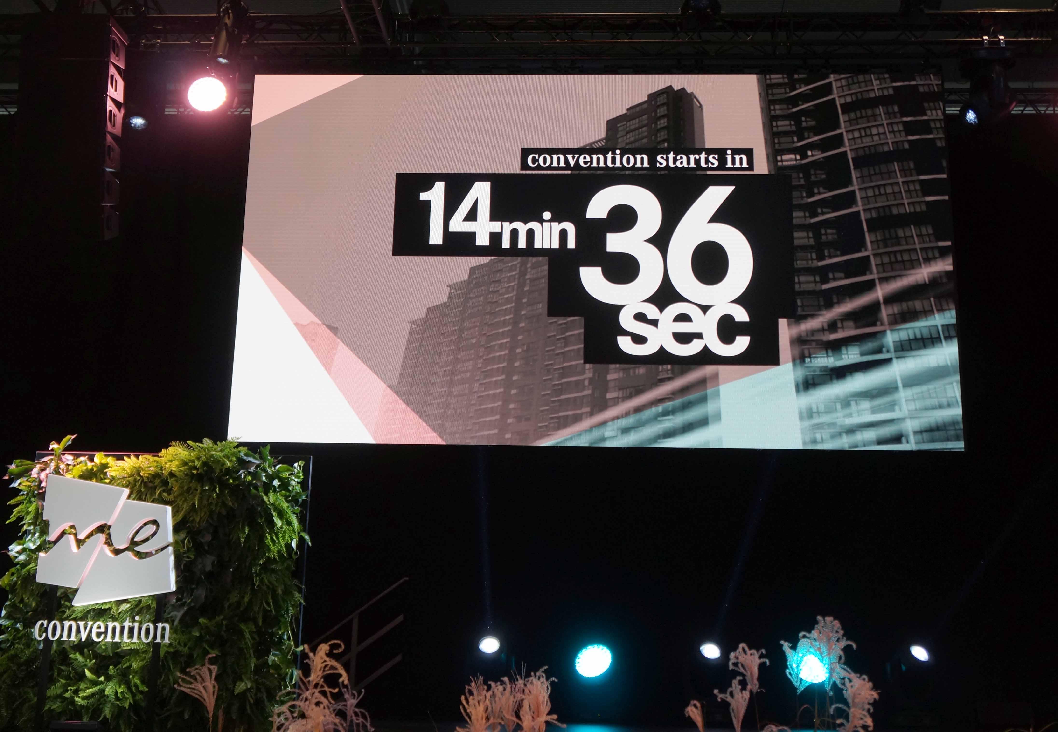 me Convention 2017, IAA, Frankfurt am Main, Festhalle, Bild: Jürgen Schultheis