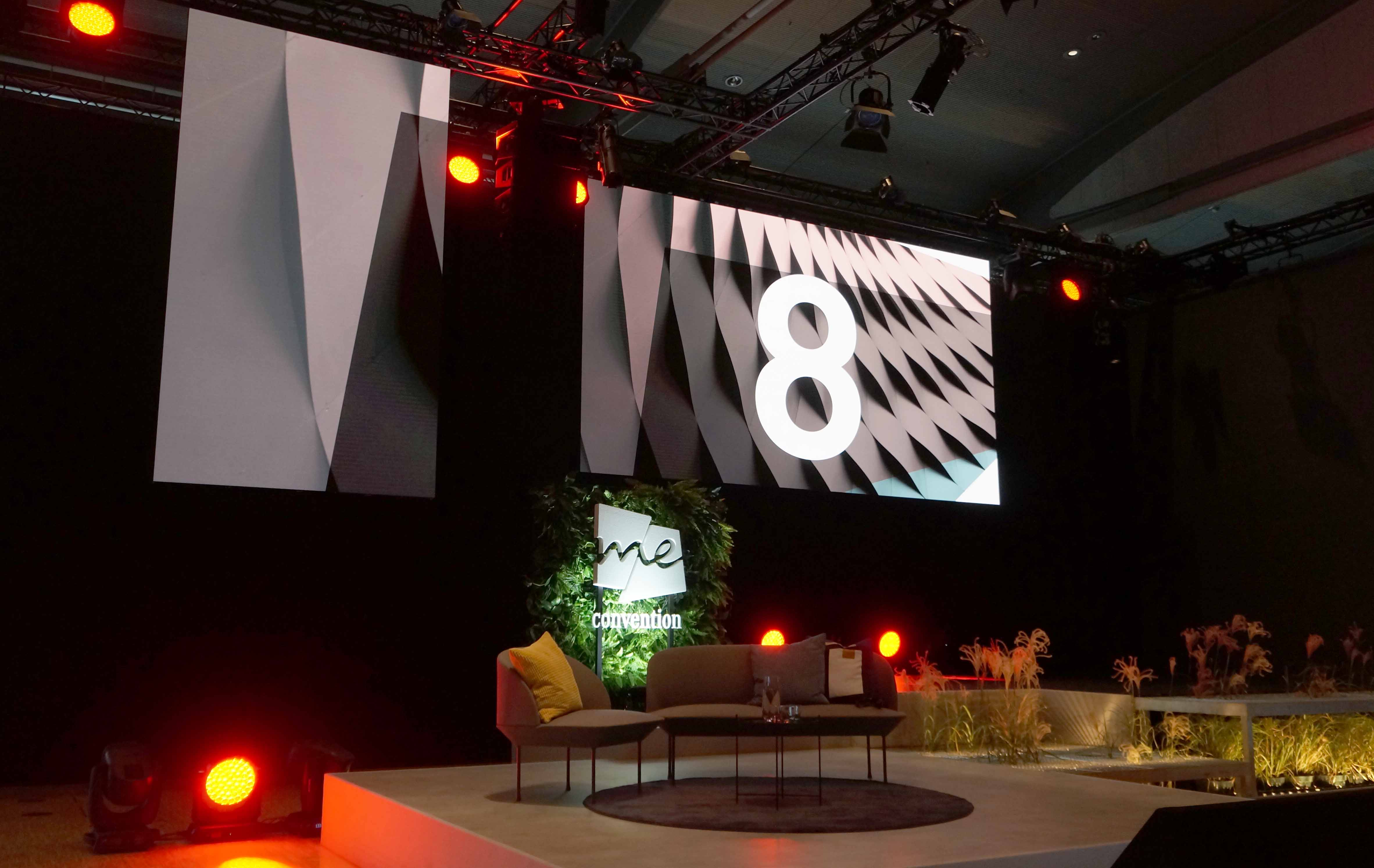 me Convention 2017, IAA, Frankfurt am Main, Festhalle