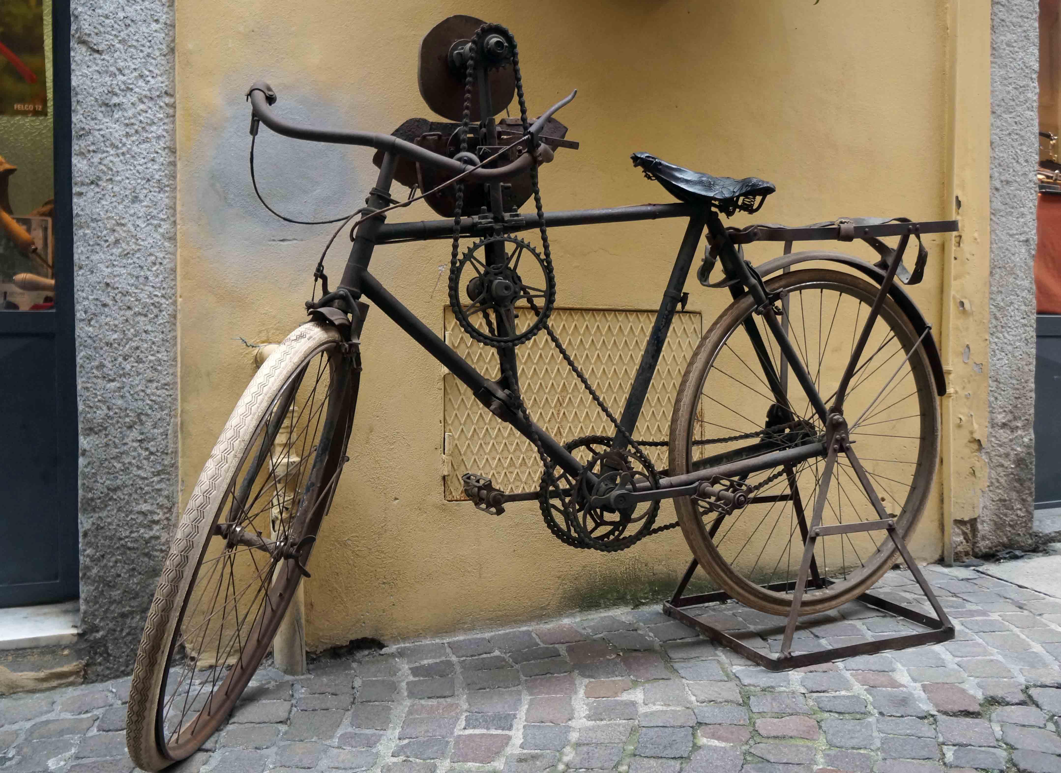 Mobilität der Zukunft - Mobilität der Vergangenheit