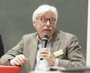 Werner Balsen, Brüssel-Korrespondent der Deutschen Verkehrszeitung (DVZ), Ethik der Mobilität 2017, Frankfurt am Main,