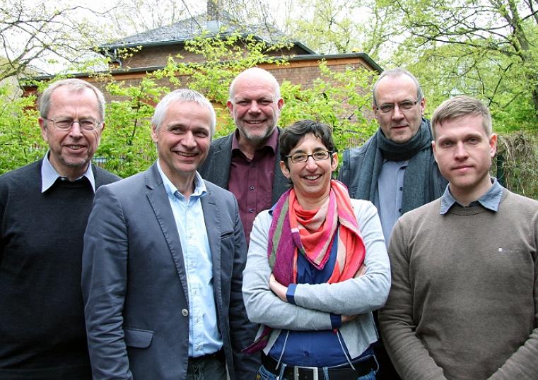 Jürgen Schultheis, Klaus-Peter Güttler, Dieter Posch, Jutta Deffner, Georgios Kontos, Christof Nolda