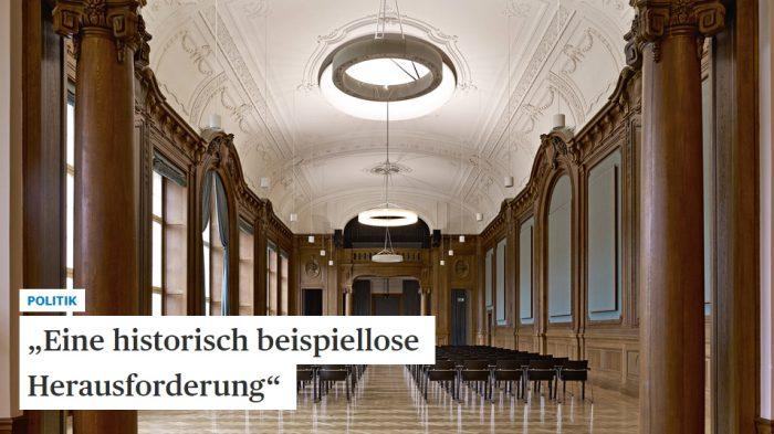 Jürgen Schultheis, DVZ, Klimawandel, Verkehr, Mobilität
