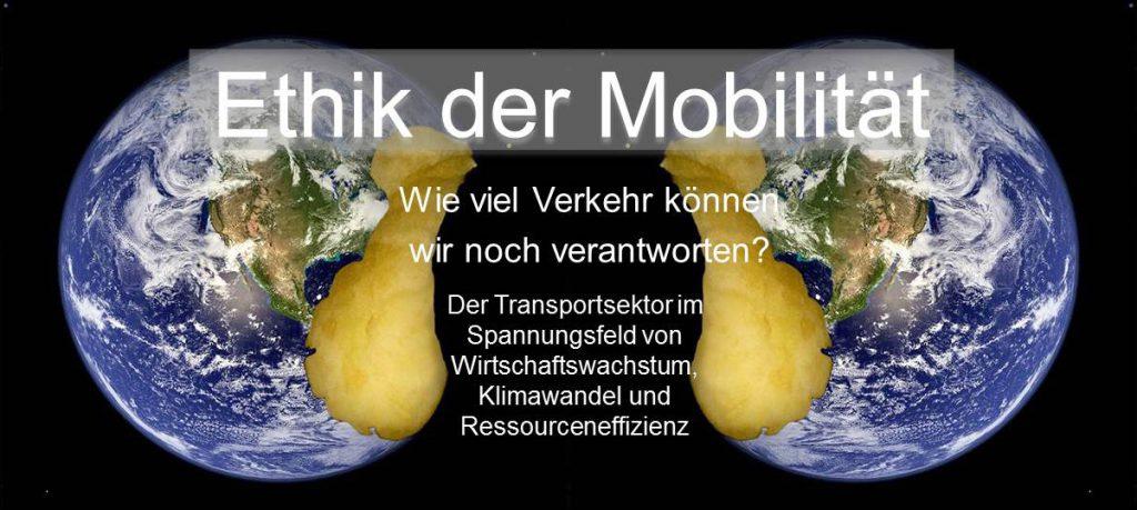 Ethik der Mobilität, verantwortbare Mobilität, Frankfurt, hr-info