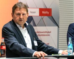 Jürgen Schultheis, Cluster Mobility, Prof. Dipl.-Ing. Gerd Riegelhuth, Präsident Hessen Mobil, Mobilität in Deutschland, MiD, Regionalbericht Hessen, infas, Verkehrswende, Mobilität