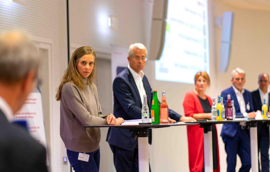 Klimaneutralität im Flugverkehr, Hannah Helmke, Ethik der Mobilität 2020, Jürgen Schultheis, Frankfurt, Hessen, Steffen Albrecht