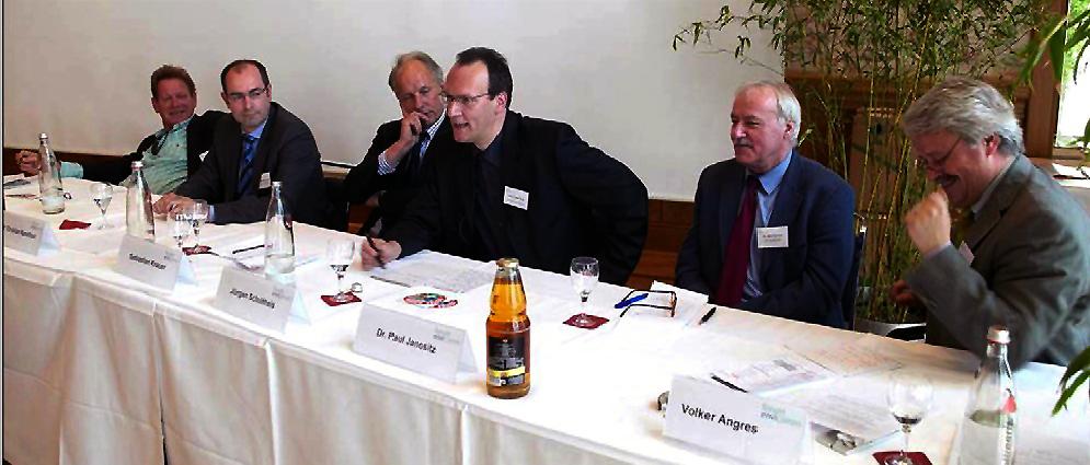 Jürgen Schultheis, Dokeo, CSR , Sebastian Knauer, Volker Angres, Paul Janositz, Christian Ramthun