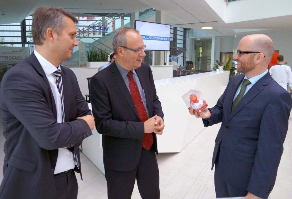 Peter Tauber, Jürgen Schultheis, OFC, CDU