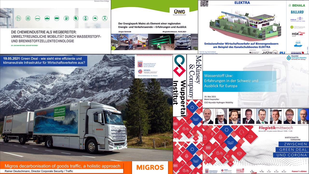 Logistikmittwoch, htai, hessen mobiil, Jürgen Schultheis, HOLM